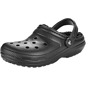 Crocs Classic Lined Sandaler sort
